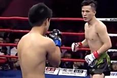 昆仑决明星拳手盘点:张美煊3分钟KO获胜