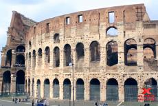 视频-东方勇士征战罗马 角逐诸神之战资格赛