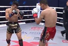 视频-昆仑决北京站 向均KO谢剑锋获胜