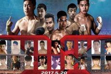 城市英雄霸州站,小拳手很萌很猛的上拳台了!