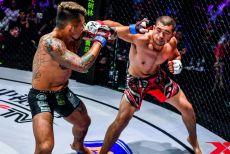 新锐王绍威暴力出征澳洲擂台,昆仑决MMA16上演新老大战