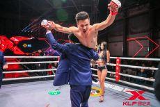 张美煊戏剧性KO日本选手,夺得2018首胜