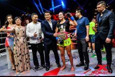 卫冕冠军安妮莎:就算是在中国,金腰带也会是我的