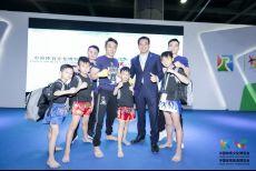 应邀亮相两博会,昆仑决助力中国体育产业转型升级