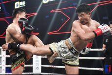 三门峡力克北京,温州激战深圳憾负,两大泰拳王均吃黄牌