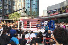 昆仑决城市英雄北京站比赛圆满收官