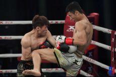 位威阳重拳出击收获TKO,温州允成力克广州龙翔涛搏