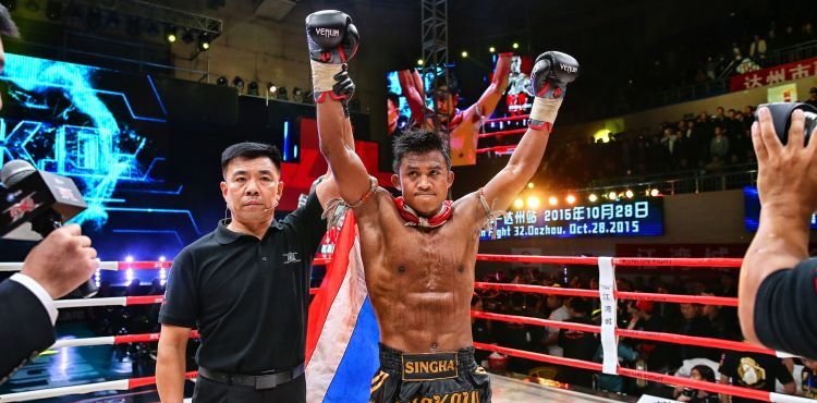Buakaw:The Legend Continues