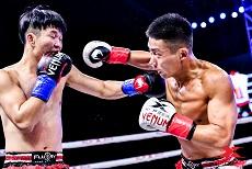 昆仑决85通辽精英赛:吕瑞磊斩落联赛KO之王,吴思翰遭TKO