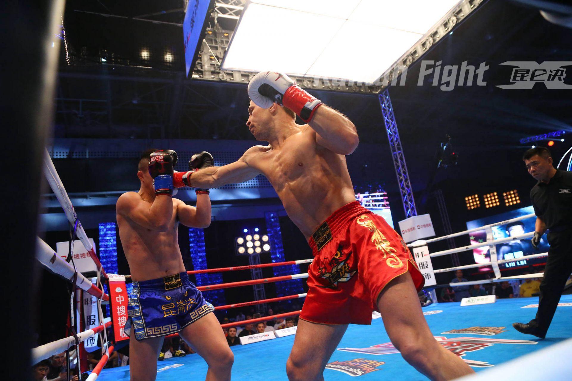 祖耶夫vs柳雷