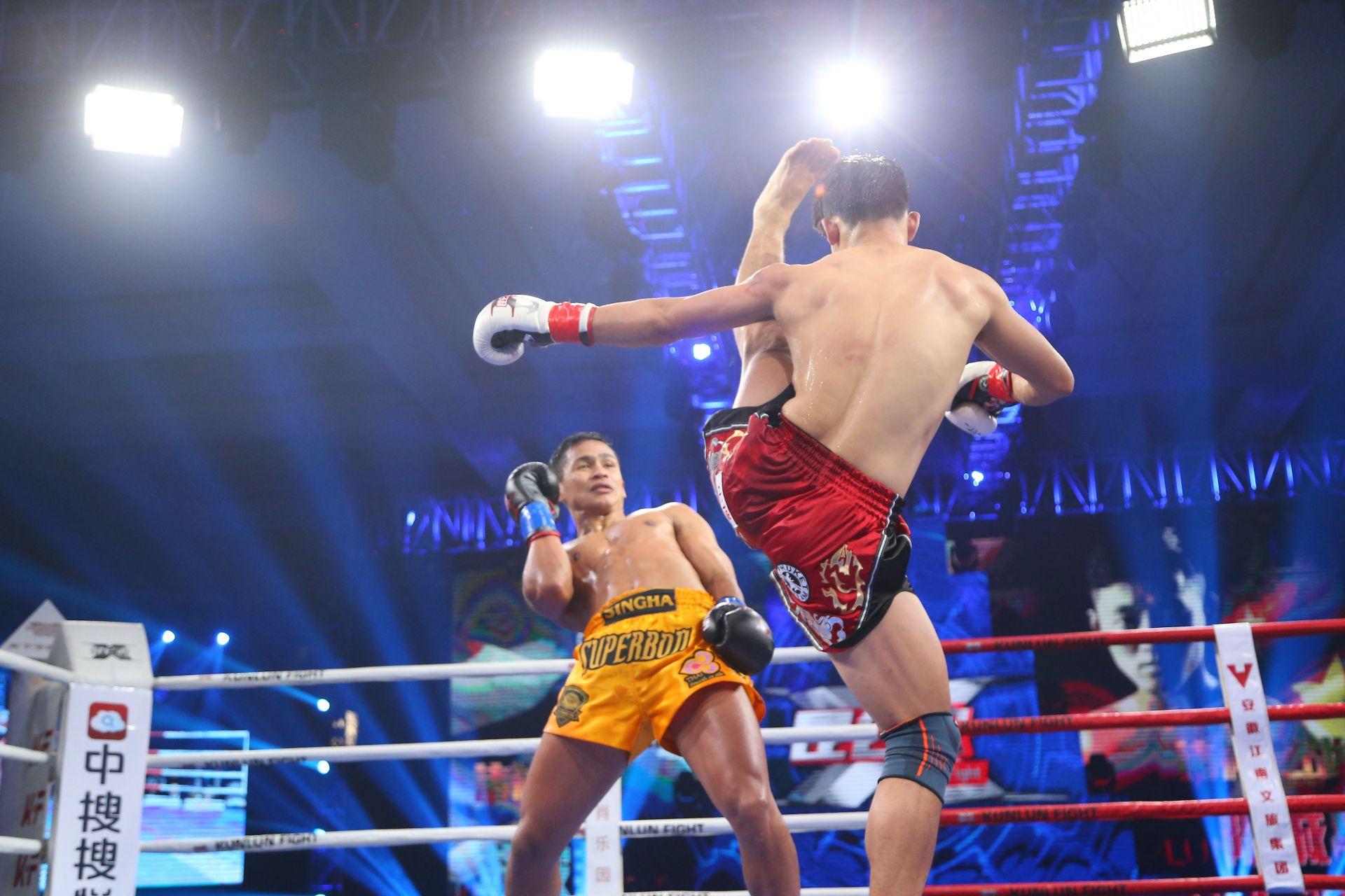 苏波邦vs陈城