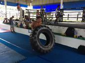 轮胎力量训练