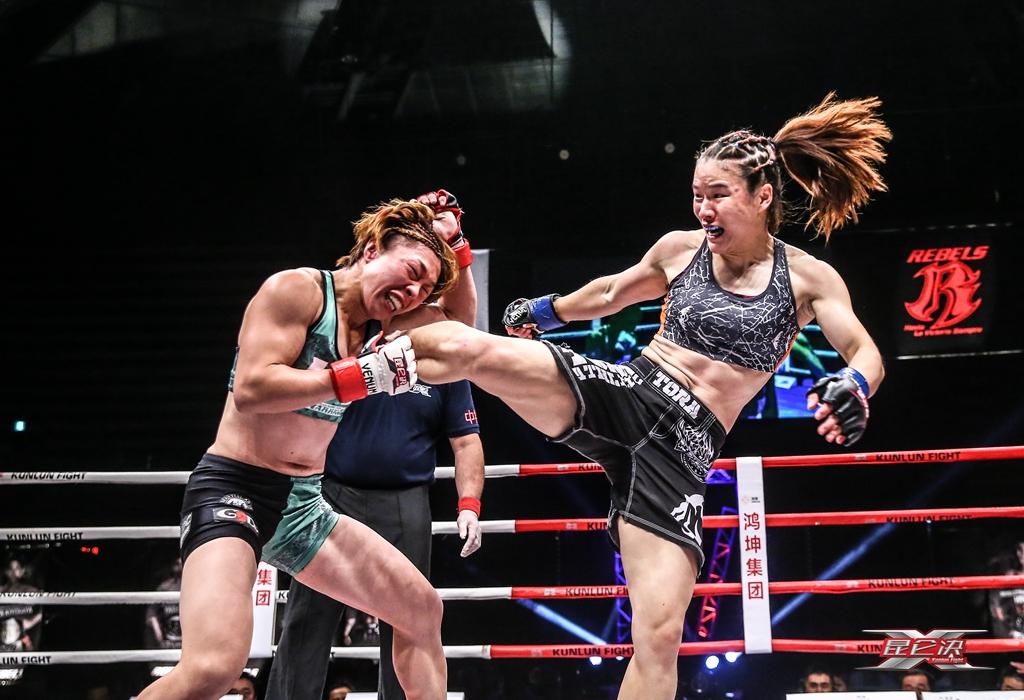 张伟丽vs藤野惠宪