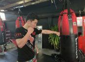 刘明志泰国训练